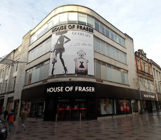 House of fraser creates new head of sustainability role for Housse of frazer