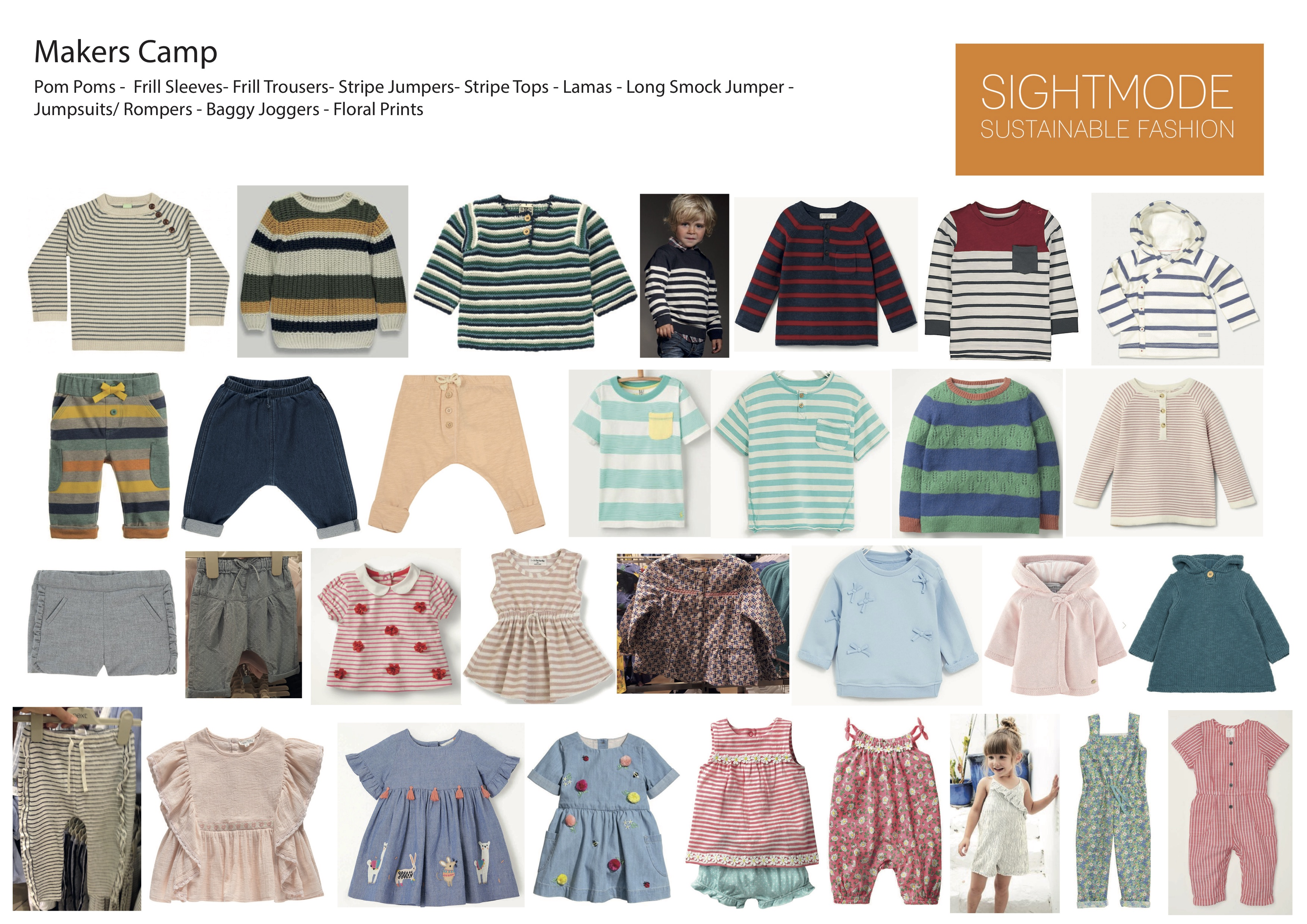 Childrens Fashion Trends Fall 2020.Trends Sightmode Sustainable Fashion